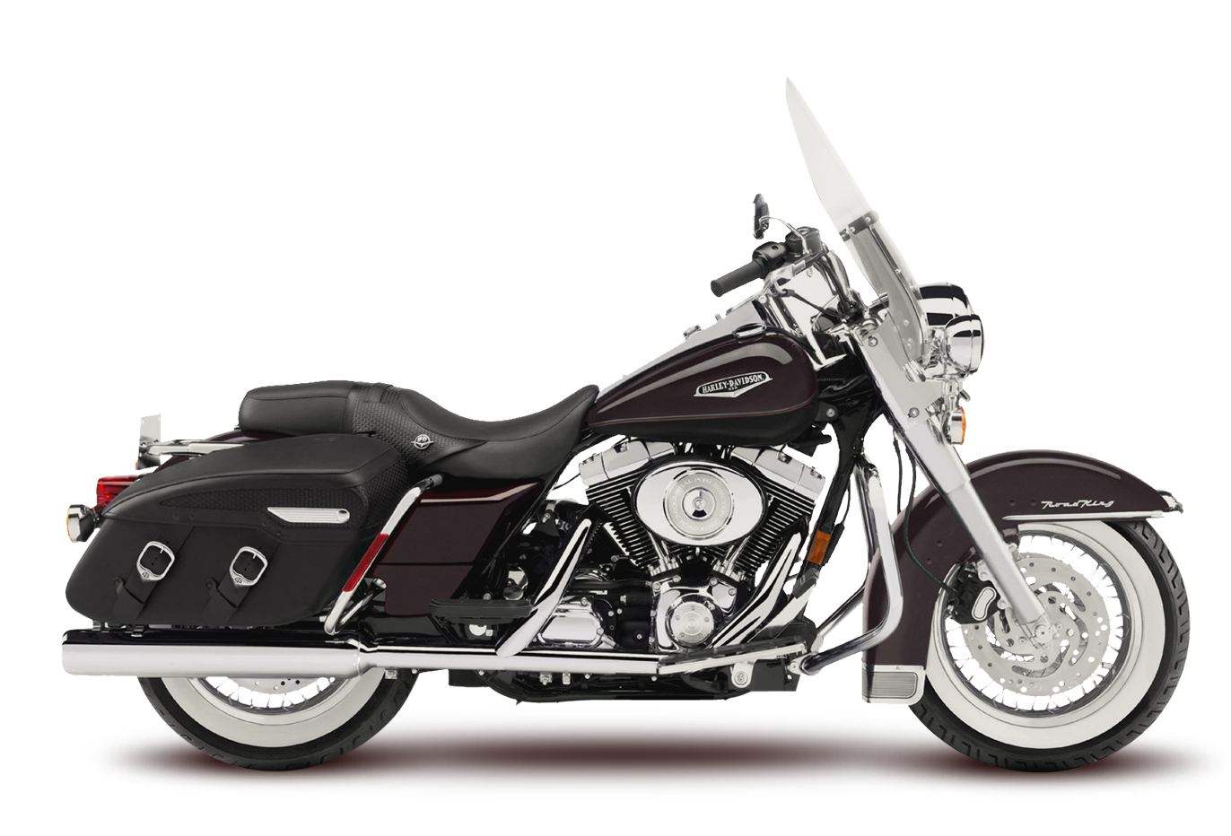 moto disponible: road king - harley-davidson
